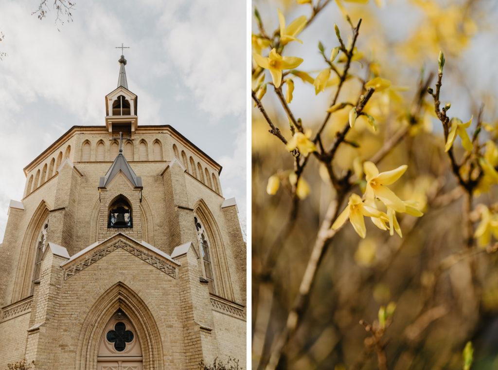 Heiraten in der Alten Neuendorfer Kirche in Potsdam Standesamt