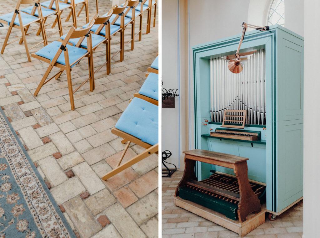 Standesamtlich heiraten Potsdam Alte Neuendorfer Kirche Standesamt Hochzeitsfotograf