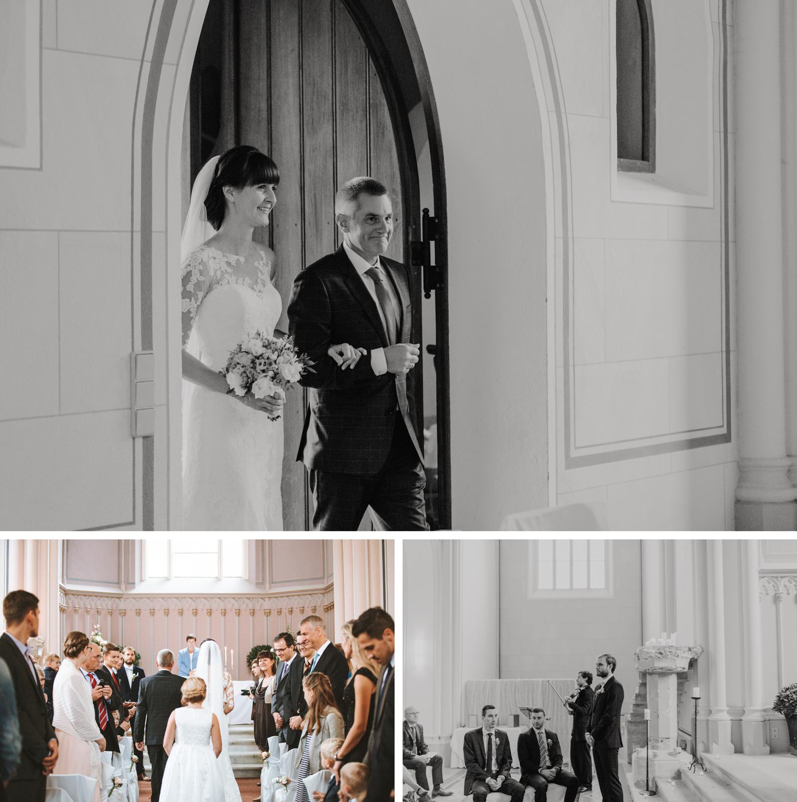 Hochzeitsfotos Museumsinsel Berlin Mitte Paarfotos