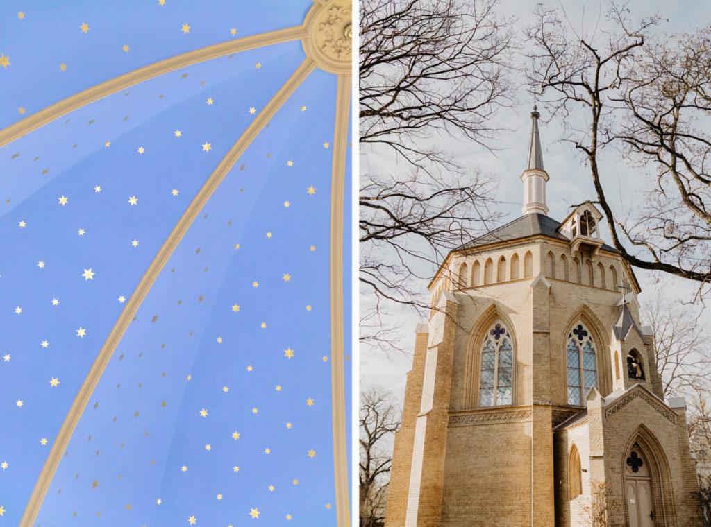 Alte Neuendorfer Kirche Babelsberg Standesamtliche Trauung Potsdam Hochzeitsfotograf