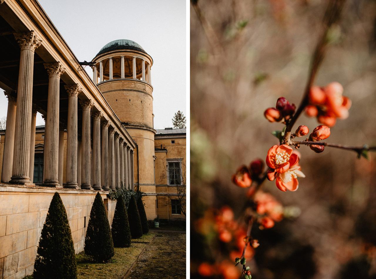 Schloss Lindstedt in Potsdam Standesamtlich heiraten