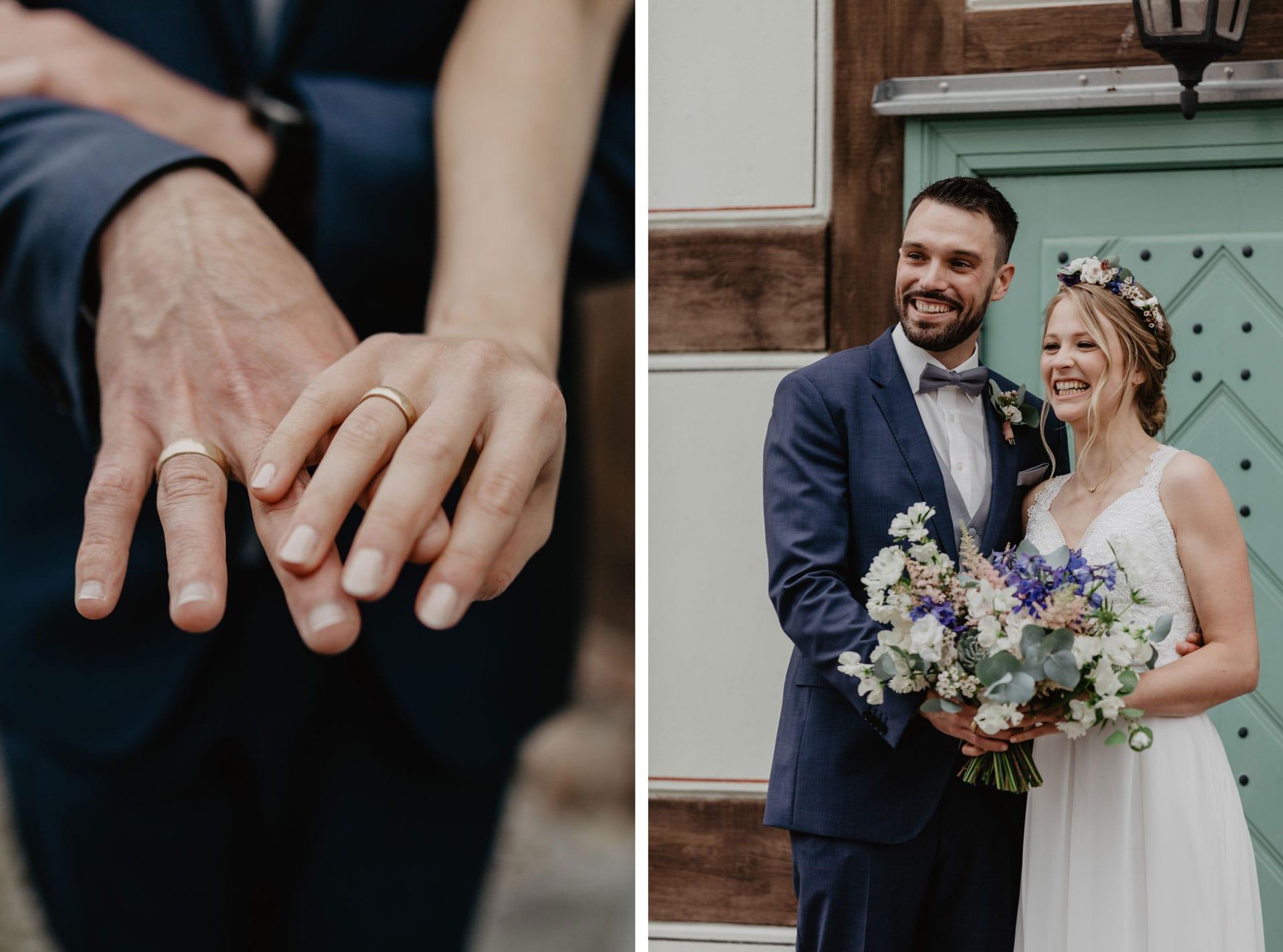 Hochzeit im Standesamt Biesenthal bei Berlin Hochzeitsfotograf